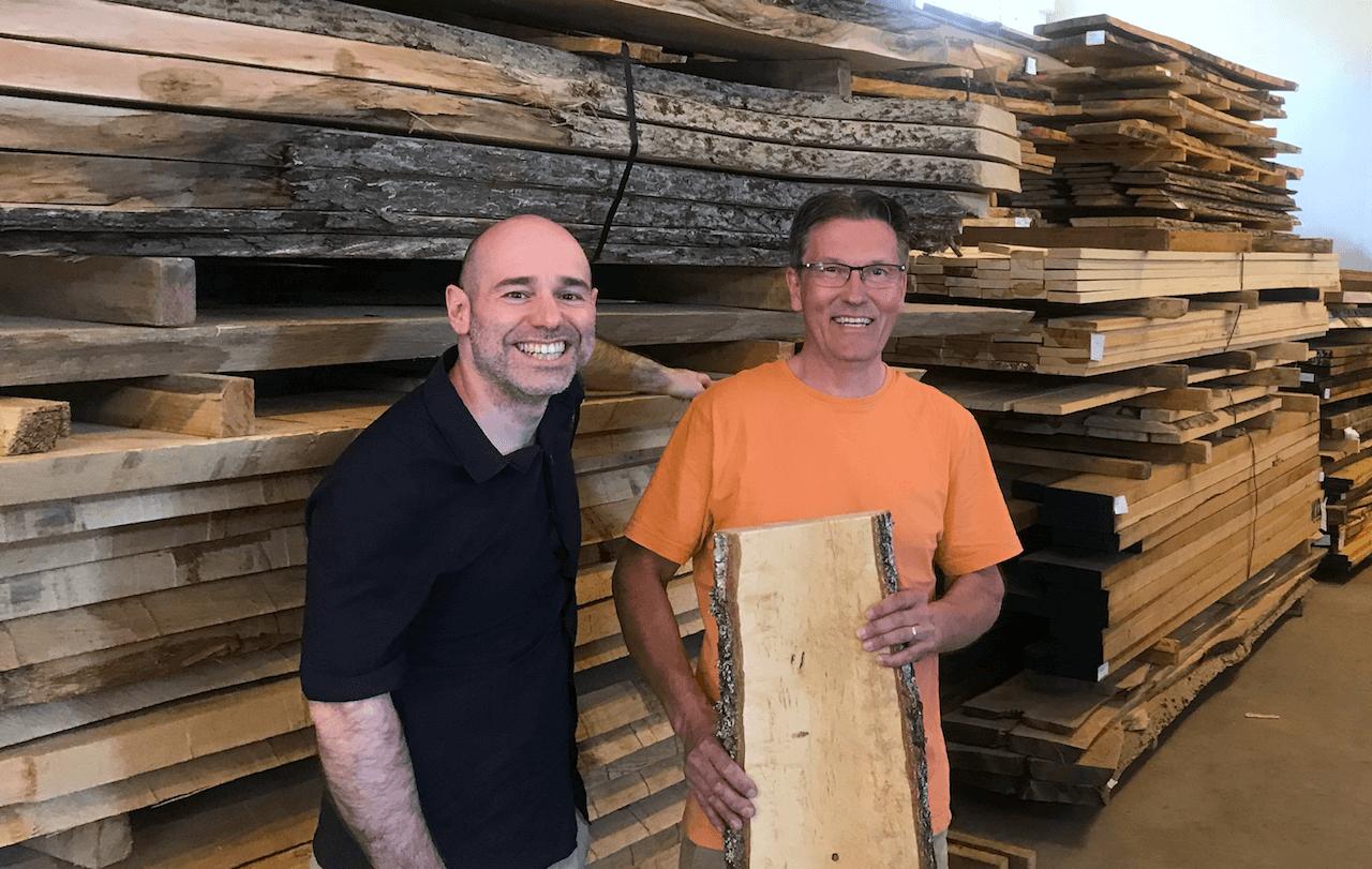 Wood for Säkkipilli prototypes